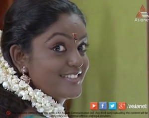 Karuthamuthu Asianet Malayalam Serial Actress