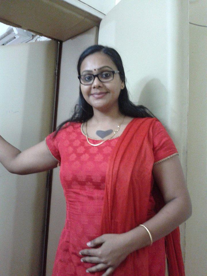 Actress Rekha ratheesh 2