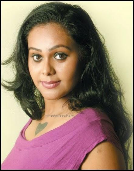 Actress Rekha ratheesh
