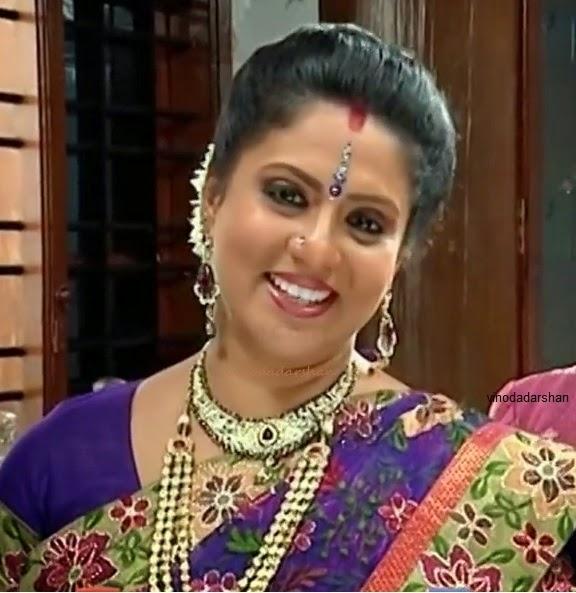 roopasree as rajeshwari in seetha kalyanam � kerala channel