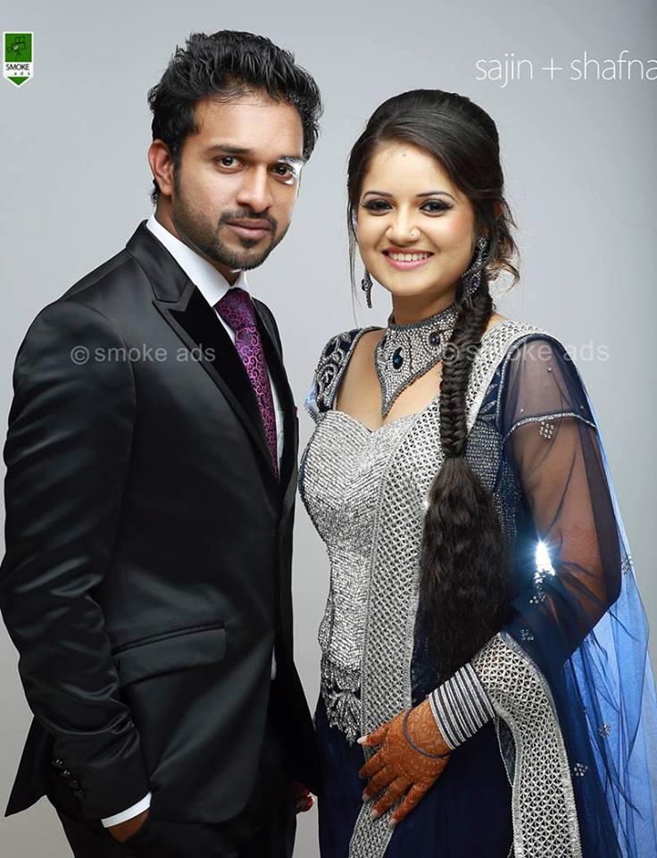 shafna nizam � sundari serial actress wedding photos