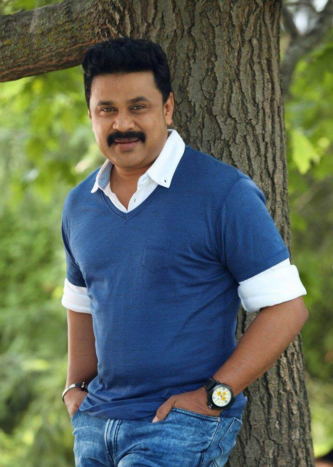 dileep in two countries