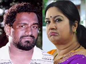 kalpana malayalam comedy actress and husband anil kumar