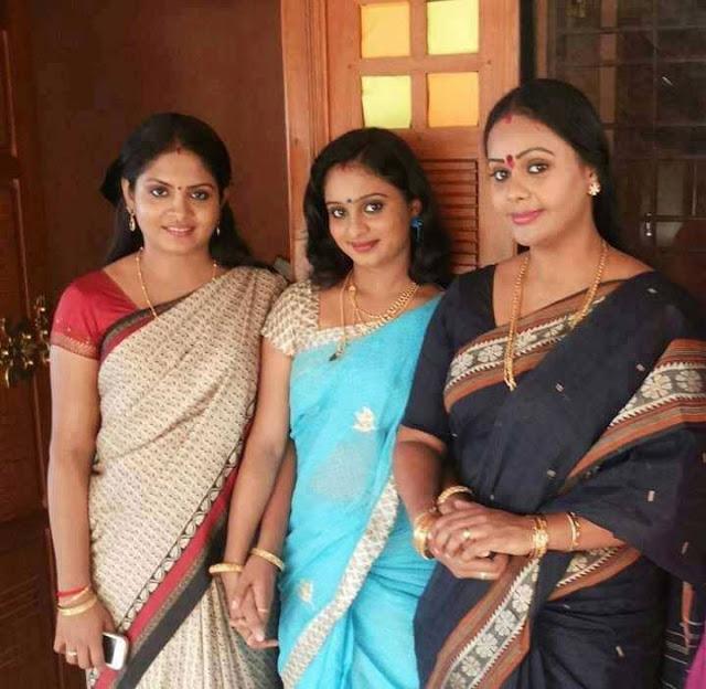 Malayalam Serial Actress Biography