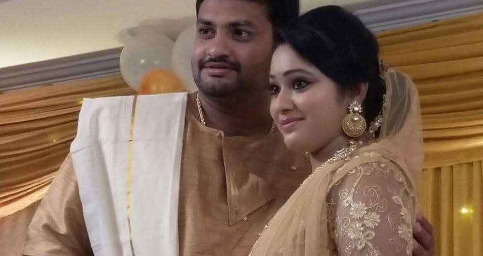 Megna Known As Amrutha In Chandanamazha Engagement Happened In 11th April 2016 In Trichur Don Tony Is Chief Executive