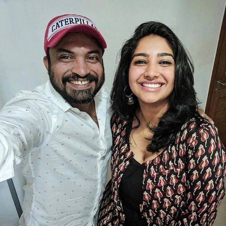 Karthika muraleedharan cia actress6 kerala channel for K muraleedharan family photo