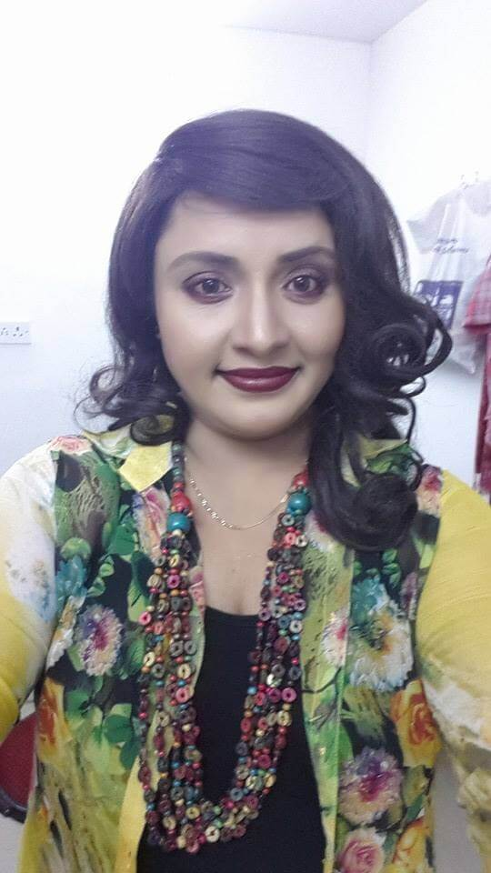 Uppum Mulakum Serial Actress Nisha Sarang Biography -5930