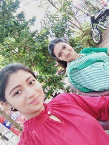 Nandana Anand – Neetha in Bhramanam Serial Actress Wiki, Age