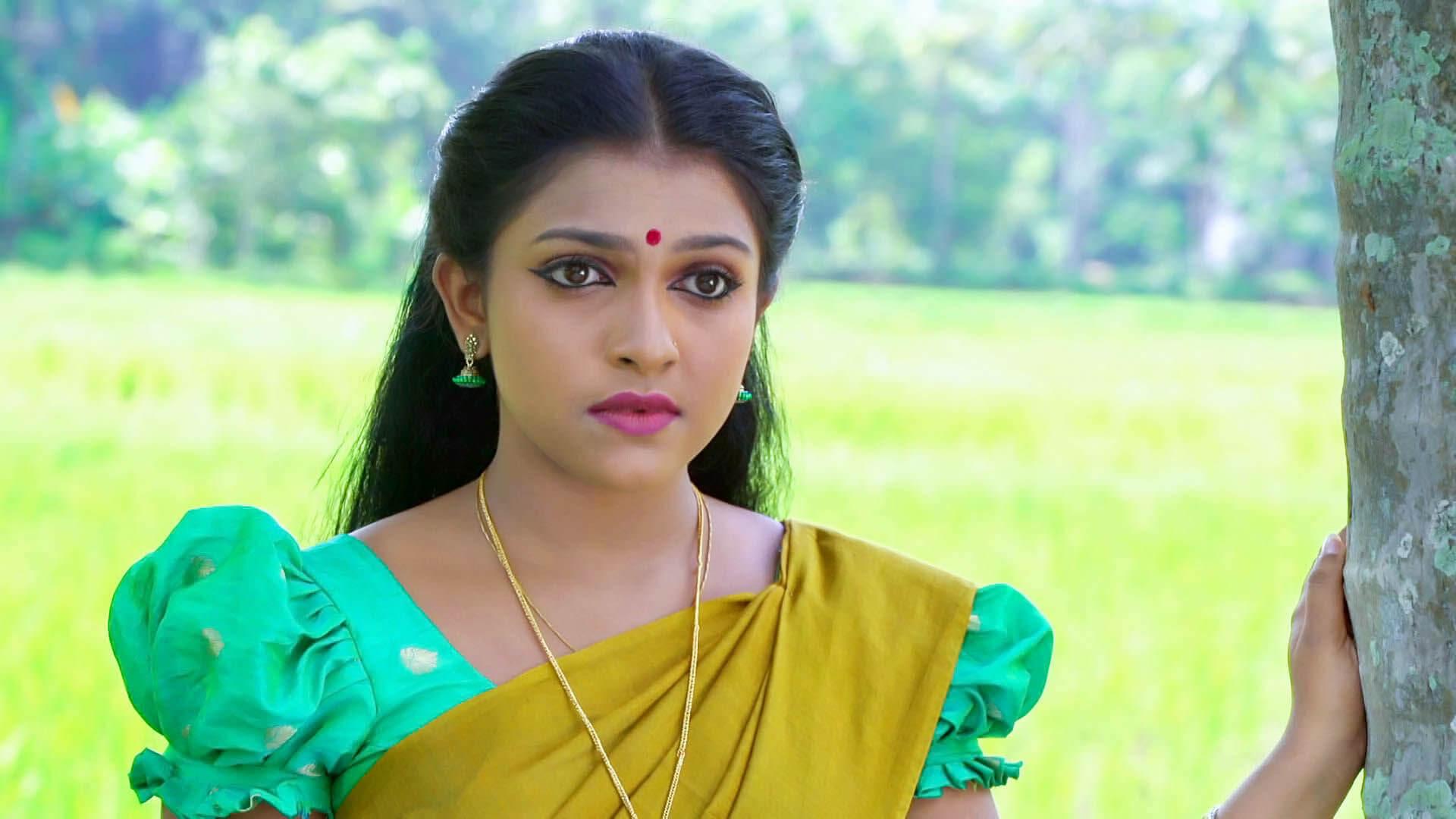 Malayalam Actress Arya Image: Arya Parvathy Serial Actress